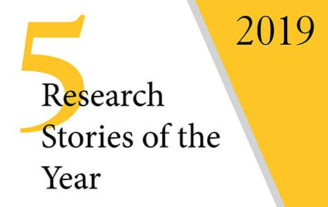 Top 5 Research Stories of the Year