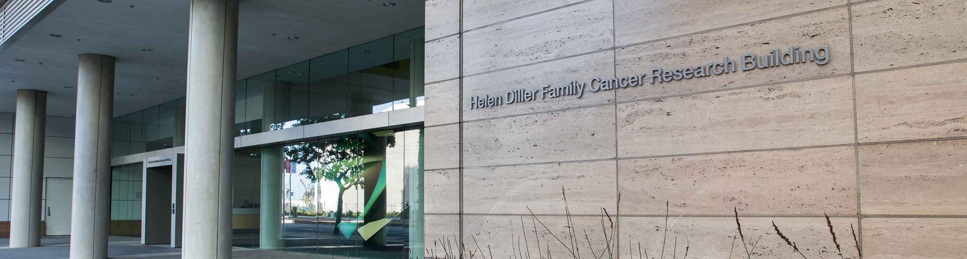Helen Diller Family Cancer Research building