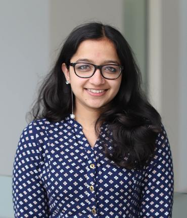 Gayathri Warrier, biostatistics team